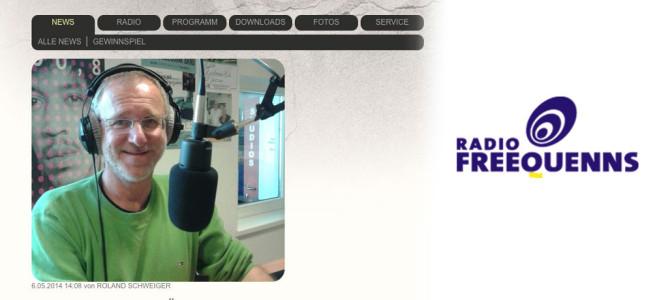 Team Gesäuse Kreativ zu Besuch bei Radio Freequenns