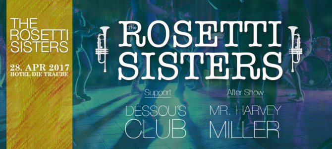 Rosetti Sisters live in Admont